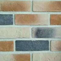 阜阳优质文化砖批发厂家别墅外墙砖白砖红黄黑橙各色系文化砖价格