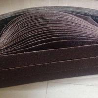 堆积磨料砂带 砂布 嵩山DA712堆积砂带 耐用5-10倍 订做砂带