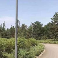 聊城太阳能路灯农村路灯抱箍路灯太阳能灯生产厂家直销路灯配件