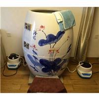 活瓷能量养生缸  蒸缸 美容养颜陶瓷养生瓮