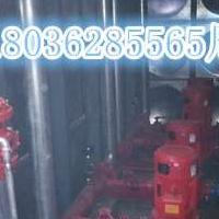 地埋水箱泵站