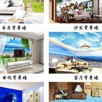 厂家供应3D电视背景墙,瓷砖背景墙的优势