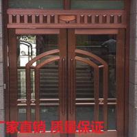 石家庄转转玻璃铜门/铜门订购