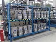 广州陶氏水处理设备、EDI设备、中水回用、废水回用