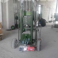 翔工机械供应升降式水电开槽机