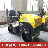 座驾式1吨压路机 双钢轮驱动小型压路机 爬坡压实有劲 厂家批发
