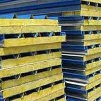 供甘肃兰州岩棉彩钢板和天水岩棉彩钢房