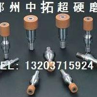 铬钢热处理后内孔磨用立方氮化硼CBN砂轮