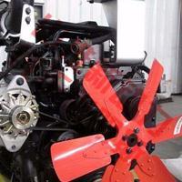 工程机械用康明斯4BTA3.9-C100发动机总成