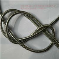 湖北Φ16雙鎖扣不銹鋼軟管供應 精密儀表配線保護專用套管