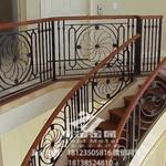楼梯扶手哪家款式好佛山至金金属来图来样专业设计制作