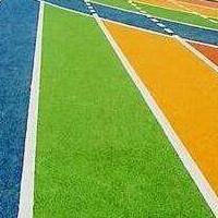甘肃EPDM塑胶跑道报价运之家塑胶公司绿昂体育集团