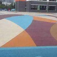 供应台州彩色透水地坪/上海彩色透水地坪配比