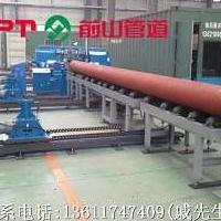 管道纵向输送系统(带锯床型)