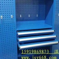 双开门铁皮零件柜、机械刀片柜、工具物料摆放柜生产厂家