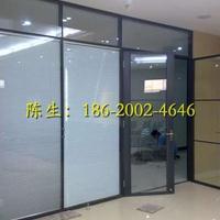 深圳铝合金百叶玻璃隔墙生产厂家价格
