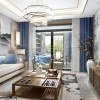 重庆紫云台装修,北碚翡翠山洋房户型设计方案参考