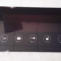 亚克力净水器面板/亚克力视窗镜面板/PMMA面板丝印加工