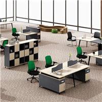 屏风组合办公桌批发,屏风办公桌中山家具网直销