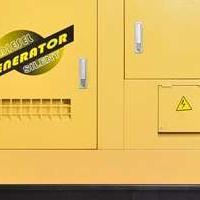 车载30千瓦超静音柴油发电机组