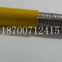 武汉激光配线保护套管 内径9mm不锈钢双扣包塑软管