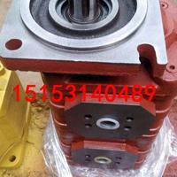 CBGJ2100/2080 CBGJ2063/2050高压双联齿轮泵