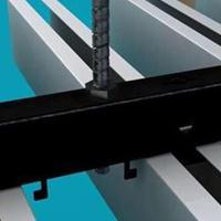 地铁站铝方通吊顶天花多少钱一平方