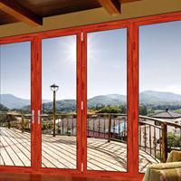 门窗行业十大品牌佛山博森特铝合金75断桥、非断桥大折叠门