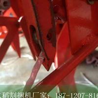 吉林松原水稻割捆机