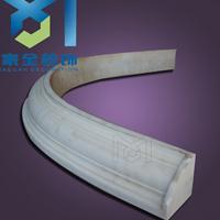 石膏线模具软膜圆弧模雕花石膏硅胶模A2059B广东美家全厂家直销
