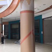 圆柱包柱雕花铝单板口碑厂家,铝单板十大品牌