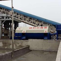 厂家直供大型砂石分离机多功能搅拌站单车位水泥厂工地专业定制