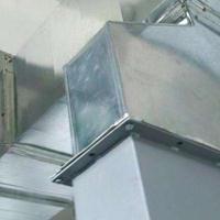 供青海玉树玻璃钢风管和西宁风管