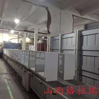 山西钢木实验台医院学校实验台