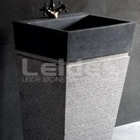 花岗岩立柱盆卫生间洗手盆