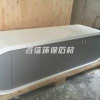 深圳杜邦可麗耐人造石臺面異形加工