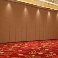 广州锐旗隔断厂家供应梅州市65#酒店活动隔断