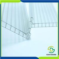 厂家热销 pc聚碳酸酯锁扣板 温室大棚阳光板 高质量高品质