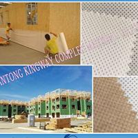 纺粘聚丙烯钢结构屋面0.49mm厚防水透气膜