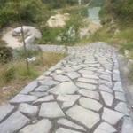 河北厂家青石板直销 别墅酒店青石板地砖仿古文化石板岩石材