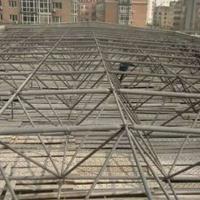 螺栓球网架加工设计安装方法
