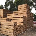 大量优质建筑木方新杉木木方二手木方批发供应