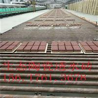 厂家直销郑州陶瓷透水砖建菱砖舒布洛克砖植草砖