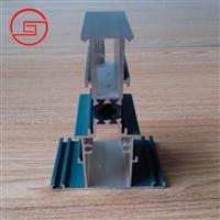 山东桂祥铝型材厂批发隔热断桥工业型门窗铝合金型材加工定制