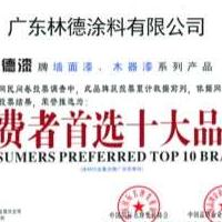 消费者首选十大品牌证书