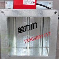 全自动排烟防火阀生产厂家中南科莱品牌