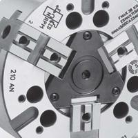 德国 SMW AUTOBLOK  中实高精度动力卡盘