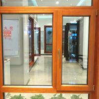 天津(德奥斯)铝包木门窗