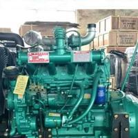 平顶山ZH4105ZP四缸柴油机60kw千瓦配套粉碎机开沟机用发动机