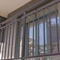 固格澜栅 镇江锌钢阳台护栏 阳台围栏 阳台栏杆 阳台扶手